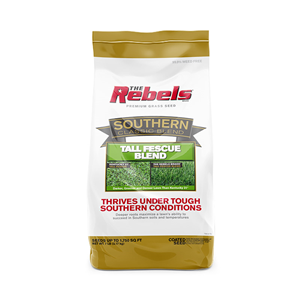Rebels Southern Classic Tall Fescue Blend
